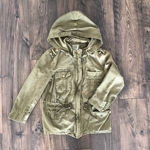 Zara Trafaluc Utility Coat